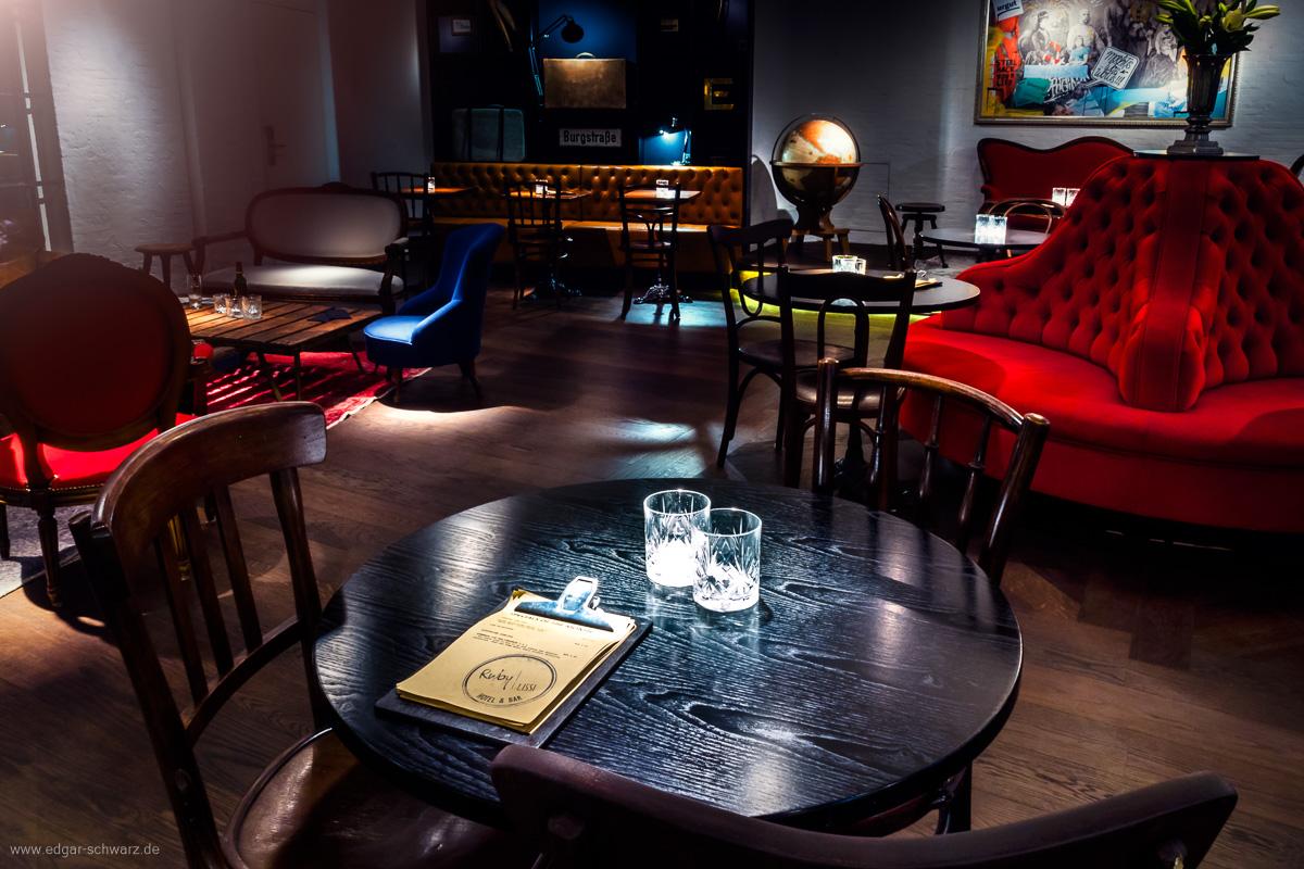 Hotelbar in Wien